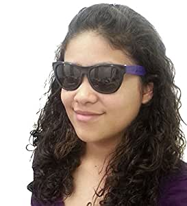 Plastic Neon Sunglasses - Set Of Dozen Assorted Black And Trendy Neon Color Casual Sunglasses