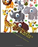 Jumbo Animal Fun Coloring Book: For Kid s Ages 4 to 9 Years Old