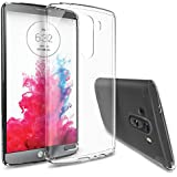 LG G3 Case - Ringke SLIM Case [Free HD Film-Better Grip][CRYSTAL] -REVISED VERSION (No DMB Hole) - Full Top and Bottom Coverage Premium Dual Coated Hard Case for LG G3 - Eco Package