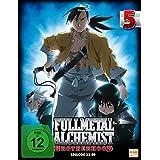 Fullmetal Alchemist: Brotherhood - Volume 5 Digipack im Schuber mit Hochprägung und Glanzfolie - Limited Edition