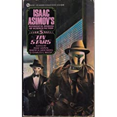 Tin Stars: Isaac Asimov's Wonderful Worlds of Science Fiction 5 by Isaac Asimov,&#32;Martin H. Greenberg and Charles G. Waugh