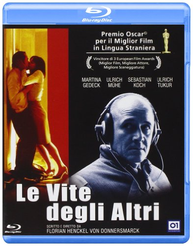 Le vite degli altri [Blu-ray] [IT Import]