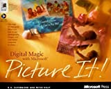 img - for Digital Magic with MS Picture It by Peter Kelly (1997-03-01) book / textbook / text book