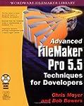 Advanced FileMaker Pro 5.5: Techinque...
