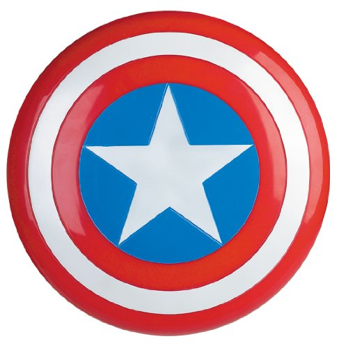Morris Costumes Halloween Party Captain America Shield