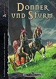 Donner und Sturm: DSA-Abenteuer Nr. 169 (Das Schwarze Auge: Abenteuer in Aventurien (Ulisses))