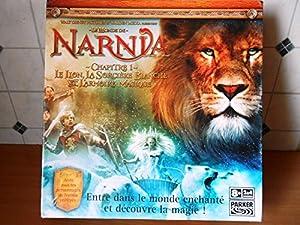 Narnia jeu de plateau