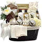Art of Appreciation Gift Baskets Essence of Luxury Spa Bath and Body Set thumbnail