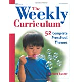 The Weekly Curriculum Book: 52 Complete Preschool Themes ~ Barbara Backer