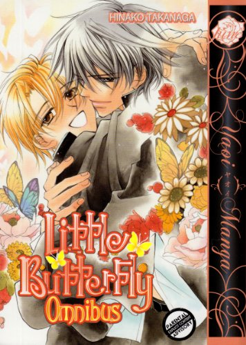 Little Butterfly: Omnibus Edition (Yaoi)