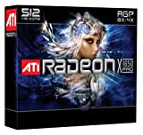 AMD ATI Radeon X1650 Pro 512MB AGP Graphics Card (100-437809)