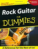 Rock Guitar For Dummies (0764553569) by Chappell, Jon