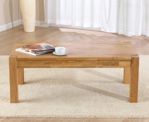 Epic Windsor oak living room furniture coffee table