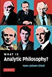 img - for What is Analytic Philosophy? book / textbook / text book