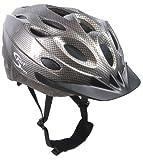 Sport DirectTM Bicycle Bike Cycle 18 Vent Graphite Helmet CE EN1078 TUV Approvals