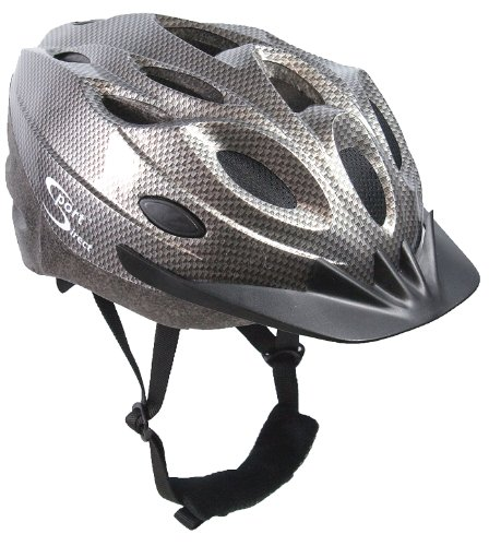 Sport DirectTM Bicycle Bike Cycle 18 Vent Graphite Helmet CE EN1078 TUV Approvals