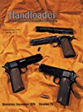 img - for Handloader Magazine - November 1978 - Issue Number 76 book / textbook / text book