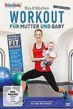 DVD & Blu-ray - Das 8 Wochen Workout f�r Mutter & Baby - pr�sentiert von fitdankbaby