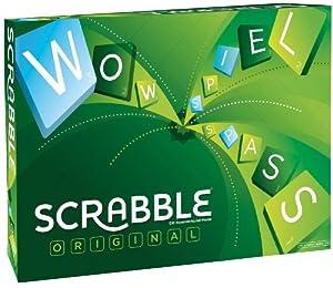 Mattel Y9598 - Scrabble Original, Kreuzwortspiel