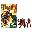 Marvel Comic 2 Pack Thor Versus Iron Man