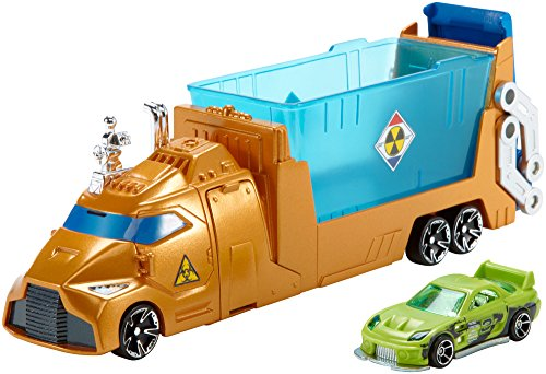Hot Wheels Color Shifters Clean Machine Playset (Color Change Hotwheels Cars compare prices)