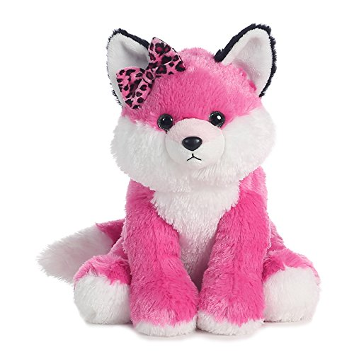 Aurora World Girlz Nation Pink Fox Plush