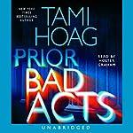 Prior Bad Acts   Tami Hoag