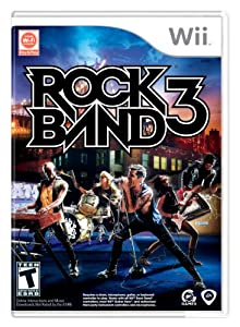 Rock Band 3 - Wii Standard Edition