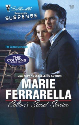 Image of Colton's Secret Service (Silhouette Romantic Suspense)