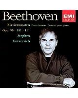 Beethoven : Sonates pour piano n° 27 & 28