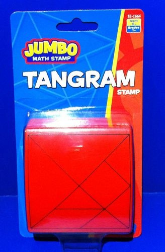Jumbo Tangram Stamp