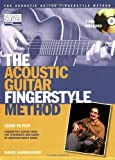 img - for The Acoustic Guitar Fingerstyle Method Book/2 CDs (String Letter Publishing) (Acoustic Guitar) (Acoustic Guitar Private Lessons) book / textbook / text book