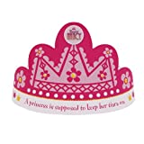 Fancy Nancy Tiara Paper Hats