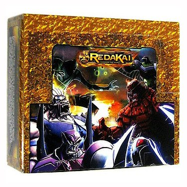 Redakai Card Game HOBBY Edition Gold Pack Booster Pack 6 Cards