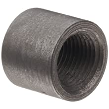 Anvil 2119 Forged Steel Pipe Fitting, Class 3000, Half Coupling, NPT Female