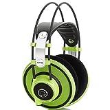 AKG Q701 Quincy Jones Signature Line Reference-Class Premium Headphones - Green