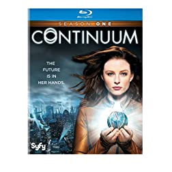 Continuum: Season One [Blu-ray]