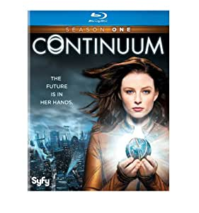 Continuum: Season 1 [Blu-ray]