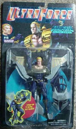 Ultraforce Hardcase Chase Figure
