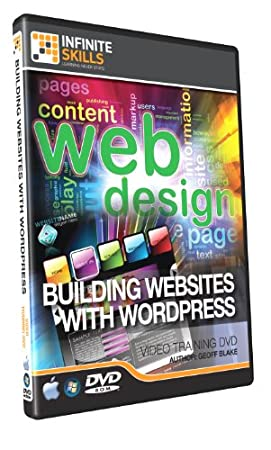 Building Custom Websites With WordPress - Training DVD - Tutorial Video