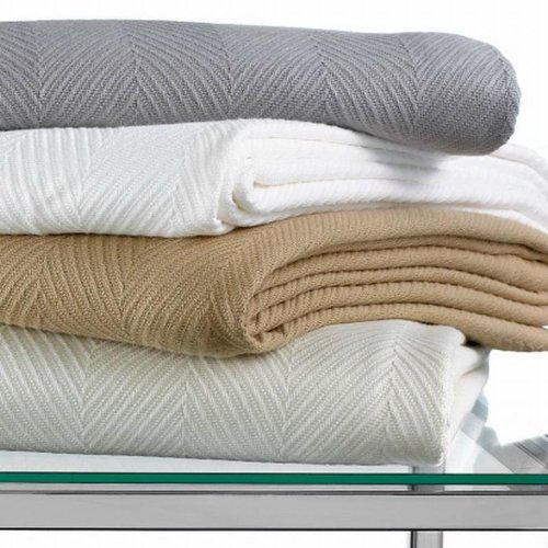 Luxury Cotton Blankets front-1071327