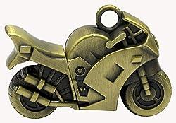 Zeztee Bike Shape 16GB Pen Drive ZTMTPD1024_GR USB 2.0 (Brown)