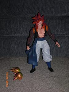 "Dragon Ball GT - Fusion Collection 9"" Figure - Super Saiyan 4 Gogeta"