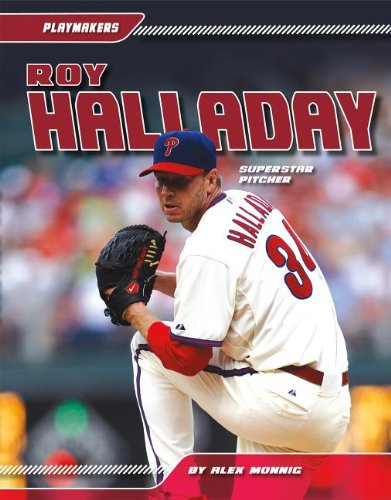 Roy Halladay: Superstar Pitcher (Playmakers Set 2)
