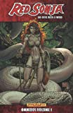 img - for Red Sonja Omnibus Volume 1 book / textbook / text book