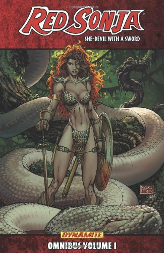 Red Sonja 1: She-devil With a Sword
