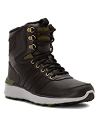 adidas NEO Men's Lite Racer Hi Lace Up Shoe