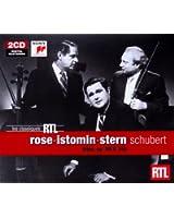 Schubert : Trios avec piano n° 1 et n° 2