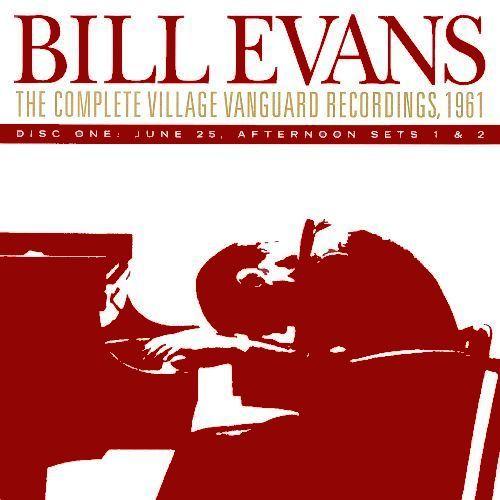 "Afficher ""complete Village Vanguard recordings, 1961 (The)"""