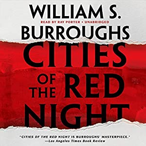 Cities of the Red Night Audiobook